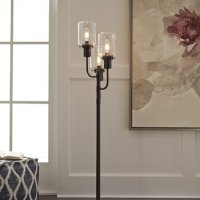 3 Arm Metal Floor Lamp
