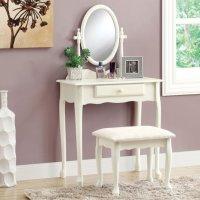 Vanity set white